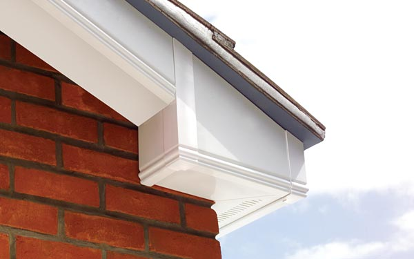 Fascia installed by Roofline