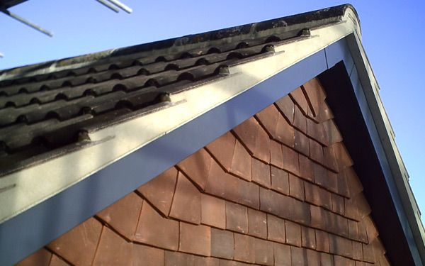 Fascias available in various colours