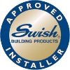 Swish Approved Installer Logo